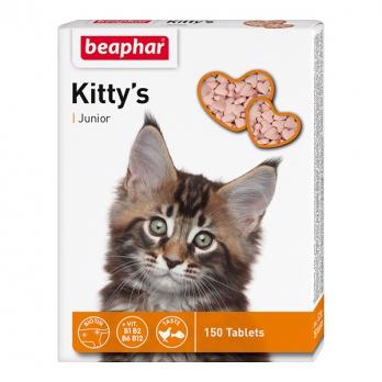 Beaphar Kitty's Junior Витамины для котят