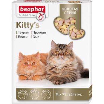 Beaphar Витамины для кошек смесь «Kitty`s MIX»