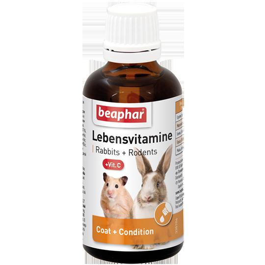 Beaphar Витамины для грызунов (Lebensvitamine)