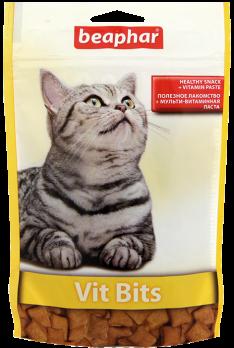 Beaphar Подушечки для кошек «Vit-Bits»