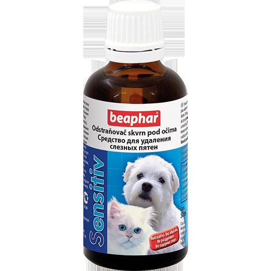 Beaphar Лосьон для удаления слезных пятен (Sensitive)