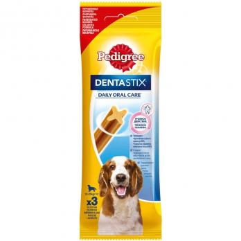 Pedigree DentaStix лакомство д/собак 10-25 кг 3 палочки 77г