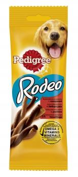 Pedigree Rodeo Жевательное лакомство с говядиной д/собак