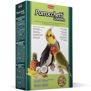 Padovan Grandmix Parrocchetti Корм д/средних попугаев