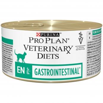 Pro Plan Veterinary diets EN консервы корм для кошек при расстройствах пищеварения 195 г