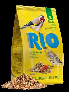 Рио Корм для лесных птиц основной 500г