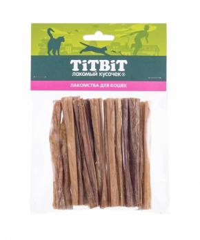 TiTBiT Кишки говяжьи (для кошек) - мягкая упаковка