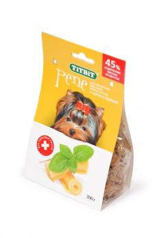 TiTBiT Печенье Пене с сыром и зеленью (йорк)