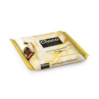 Веда Choco Dog Шоколад белый для собак, 15 г