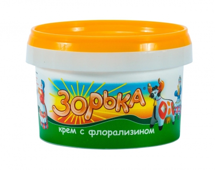 Зорька 200гр. крем с флорализином.