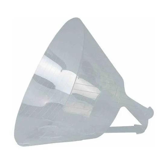 Талисмед Воротник пластиковый защитный на застежке №24,5, обхват шеи 44-50см