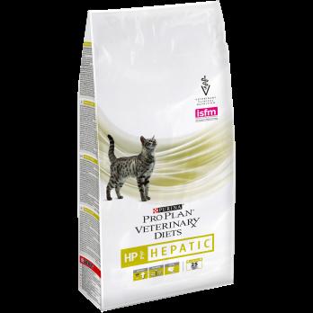 Pro Plan Veterinary diets HP корм для кошек при хронической печеночной недостаточности 1,5 кг