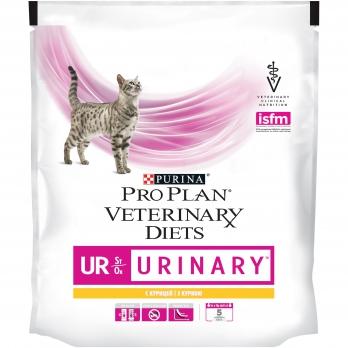 Pro Plan Veterinary diets UR корм для кошек при МКБ c курицей