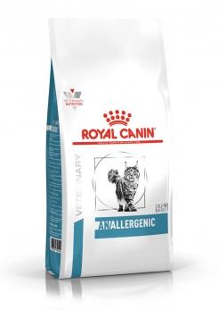 Royal Canin Anallergenic (вет.корма) исключающая диета для кошек при пищевой аллергии с острой непереносимостью