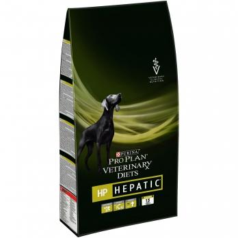Pro Plan Veterinary diets HP корм для собак при хронической печеночной недостаточности 3 кг