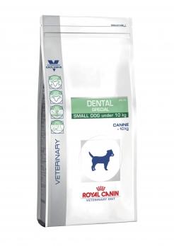 Royal Canin Dental Special Small для собак до 10 кг для гигиены полости рта и чистки зубов 2 кг