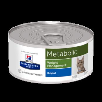 Hill's Metabolic консервы для кошек коррек. веса 156г
