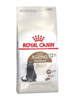 Royal Canin AGEING Sterilized 12+ для кастрированных кошек и котов старше 12 лет