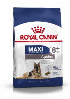 Royal Canin для пожилых собак крупных пород старше 8 лет, Maxi Ageing 8+