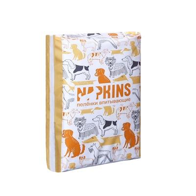 Napkins пеленки для собак (гелевые) 60*40, 5 шт