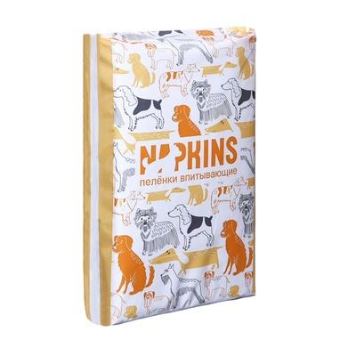 Napkins пеленки для собак (гелевые) 60*60