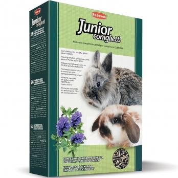 Padovan Junior Сoniglietti Корм д/молодняка кроликов 850г