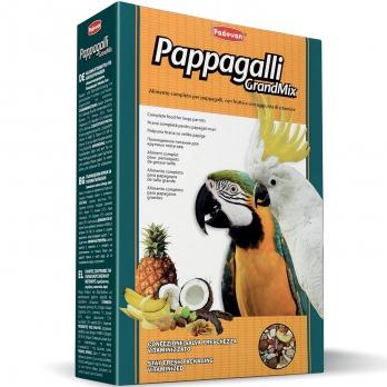 Padovan Grandmix Pappagalli Корм д/крупных попугаев