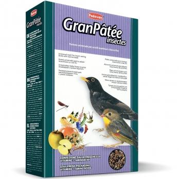 Padovan GranPatee insectes Корм д/насекомоядных птиц с насекомыми 1кг