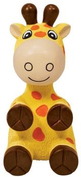 KONG игрушка для собак Wiggi Жираф 22х12 см большой