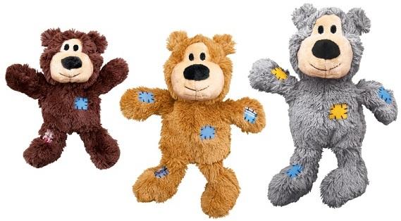 KONG игрушка для мелких собак WildKnots