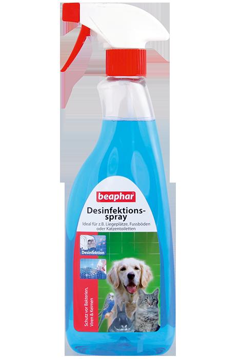 Beaphar Спрей для дезинфекции среды обитания животных (Desinfections-spray)