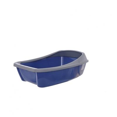 Сибирская кошка Туалет Евро для кошек глубокий с бортиком (2668)