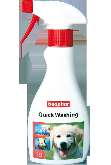 Beaphar Экспресс-шампунь для собак и кошек (Quick Washing)