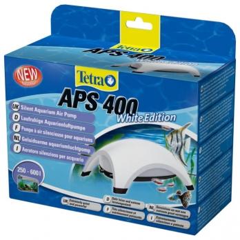 Tetra AРS 400 компрессор для аквариумов 250-600 л белый