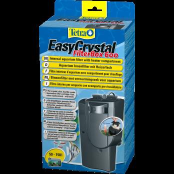 Tetra EasyCrystal 600 Filter Box внутренний фильтр для аквариумов 100-130 л