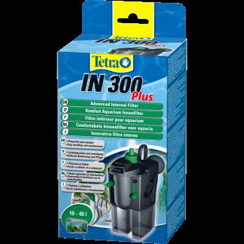 Tetra IN 300 Plus внутренний фильтр для аквариумов до 40 л