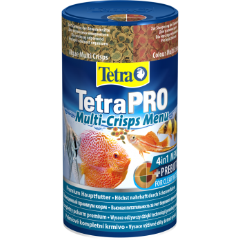 Tetra Pro Menu корм для всех видов рыб
