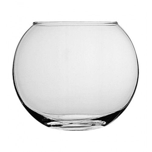 Аквариум круг. 4,5л плоскодонный Б д.22см