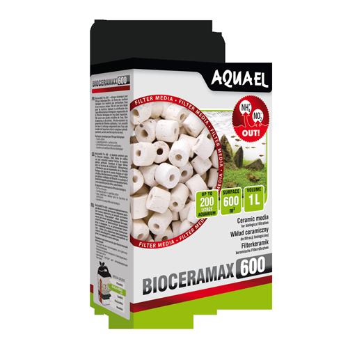 AQUAEL Наполнитель BioCeraMax Pro600