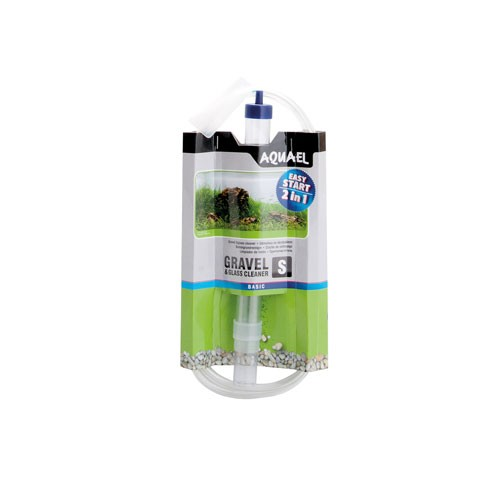 AQUAEL Сифон грунтоочиститель для очистки аквариума.