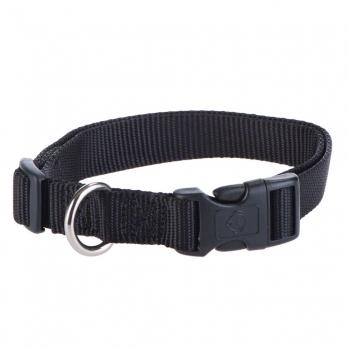 Hunter Smart ошейник для собак Ecco M (35-53 см) нейлон черный (28008)