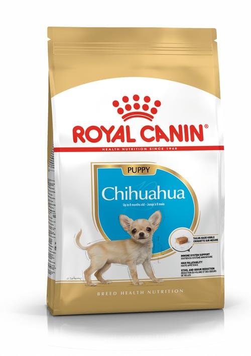 Royal Canin Chihuahua Puppy для щенков чихуахуа до 8 месяцев