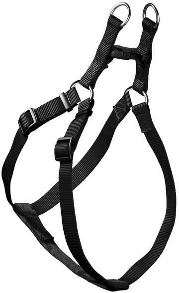 Hunter Smart шлейка для собак Ecco Квик S (33-45/35-49 см) нейлон черная