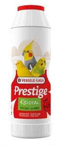 VERSELE-LAGA песок для птиц Prestige Kristal Shell Sand с ракушечником в банке 2 кг