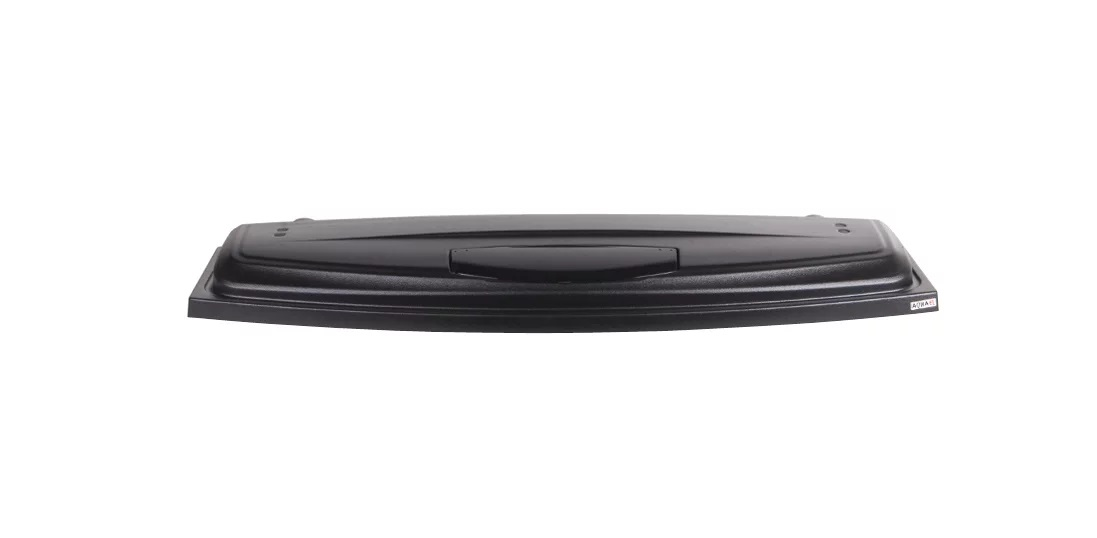 AQUAEL Крышка для фигурного аквариума CLASSIC LED 1000х400, светодиодный модуль LEDDY TUBE RETRO FIT Sunny 16 W (2 шт.)