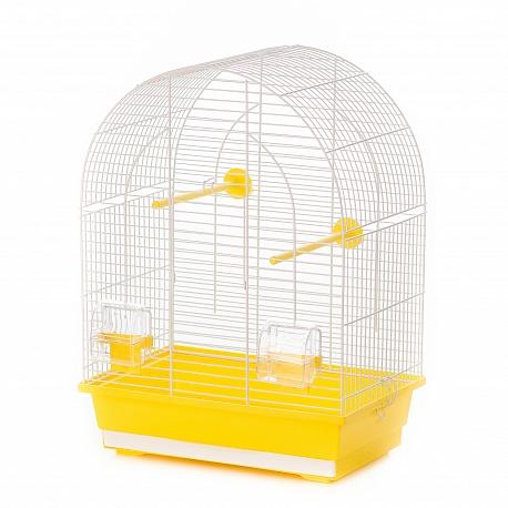Клетка InterZoo  P-040 LUSI I (390х250х530мм), для птиц